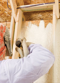 Alexandria Spray Foam Insulation Services and Benefits